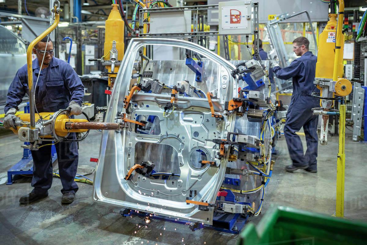 Calibração na Indústria Automobilística